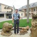Олег Новак, Штукатурные работы в Марьино