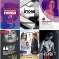 Анимированые stories (истории) для instagram, ВКонтакте, Facebook.