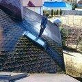 Очистка крыш от мха
