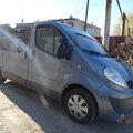 Пассажирские перевозки: Renault трафик