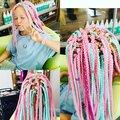 Плетение кос, брейдов, дредов.