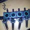 Ремонт (полная переборка) газовых форсунок OMVL REG FAST