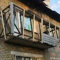 Остекление балкона с выносом   Вынос балкона