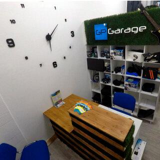 Сервис аренды техники GP Garage