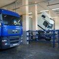 ТО и ремонт грузовиков MAN