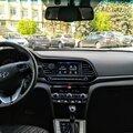 Автомобиль под такси: Hyundai Elantra