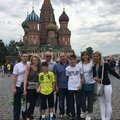 Пешеходная экскурсия по Москве с гидом