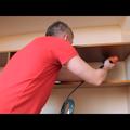 Навес шкафа