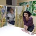 Мастер-классы по росписи на ткани (батик)