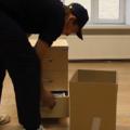Сборка и разборка мебели при перевозке