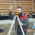 Валерий Савельев, Строительство свайного фундамента в Калужской области