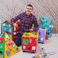 Bizibord34, Изготовление игрушек в Советском районе