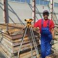 Евгений Иванов, Устройство сложных бетонных конструкций в Красном Сулине