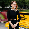 Yellow Piano, Фортепиано в Москве