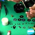 Обслуживание и ремонт электрических рыболовных катушек