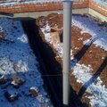 Подвод к канализационной сети