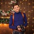 Денис Фролов, Портретная фотосессия в Московском