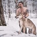 Фотосессия с волками