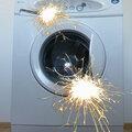 Ремонт: стиральная машина бьет током