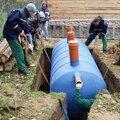 Септик под ключ, Монтаж водоснабжения и канализации в Ерзовском городском поселении
