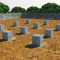 Строительство столбчатого фундамента