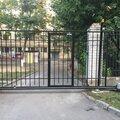 Изготовление и монтаж уличных ворот