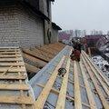Монтаж обрешетки крыши