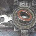 Ремонт подвесного подшипника карданного вала