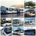 Заказ Автобусов, Микроавтобусов и Минивэнов с водителем