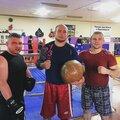 Занятие по боксу – 2 варианта