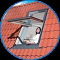 Мансардные окна, Монтаж фасада из винилового сайдинга в Мытищах