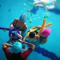 Занятие по плаванию: в группе – 2 варианта