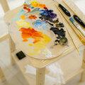 Мастер-класс по живописи для взрослых