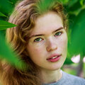 Портретная фотосессия