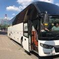 Аренда автобуса в Финляндию с водителем
