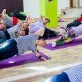 Занятие по стретчингу: в группе – 3 варианта