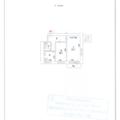 Поэтажный план и экспликация на квартиру. Москва