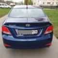 Автомобиль под такси: Hyundai Solaris
