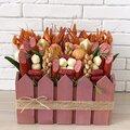 Букеты из фруктов, ягод