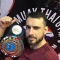 Дмитрий Лазаренко, Занятие по тайскому боксу в Мытищах