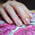 Маникюр с покрытием ногтей гель-лаком