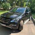 Автомобили: Mercedes-Benz Mercedes-Benz ML350