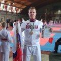 Дмитрий Александрович Абрамов, Занятие по карате в Щелково