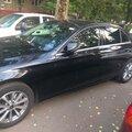 Автомобиль под такси: Mercedes-Benz E200d