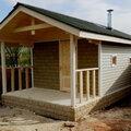 Реконструкция, ремонт или строительство бани