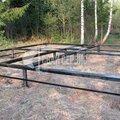 Строительство свайного фундамента на сложных для строительства грунтах