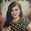 Портрет по фото маслом на холсте