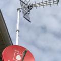 Ремонт эфирных и спутниковых антенн тв