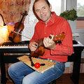 Сергей Бирюков, Скрипка в Хамовниках