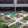 Обустройство детских площадок